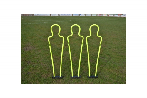 Pep Pro Junior Mannequin- with carry bag (set of 3)