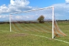 24' x 8' Continental Style stripe nets available from Samba Sports
