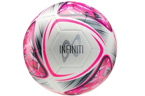 NEW 2021 Infiniti Training Ball White/Pink/Navy